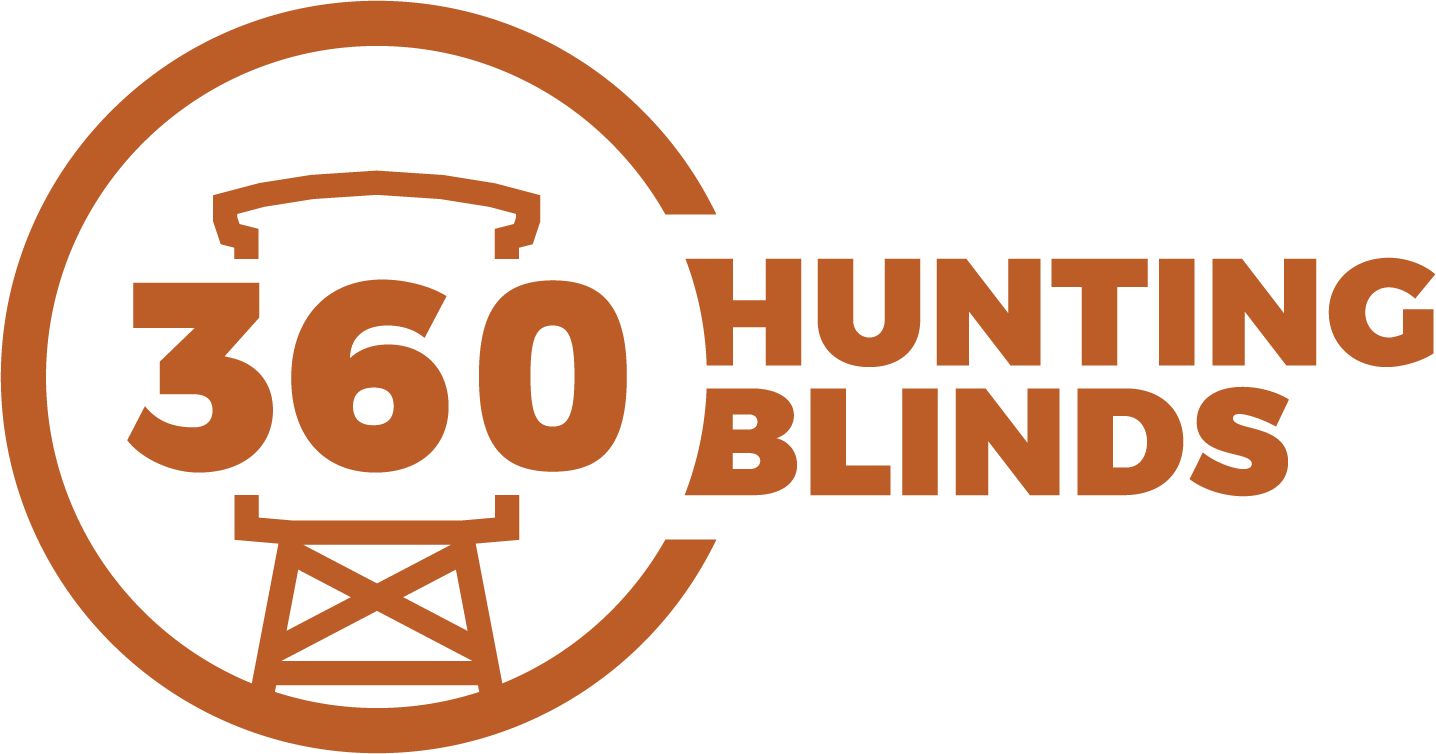 360 Hunting Blinds logo
