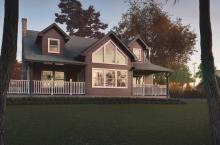 Black Forest home by blackcreek